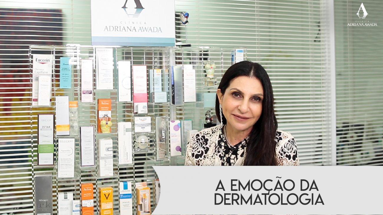 As emoções e sua expressão são muito importantes na nossa vida e no trabalho do dermatologista também. Entenda!